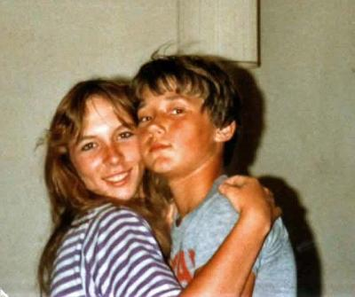 dave and colleen 1984