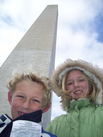 kids in DC